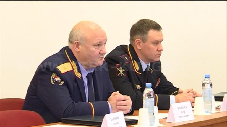 Эффективность работы правоохранительных органов против коррупции обсудили сегодня