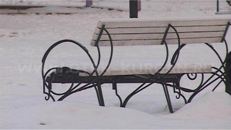 Снегопады принёс в Зауралье юго-западный циклон