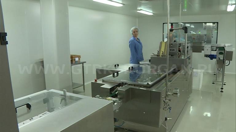 Компания «Велфарм» запустила производство фармацевтических средств